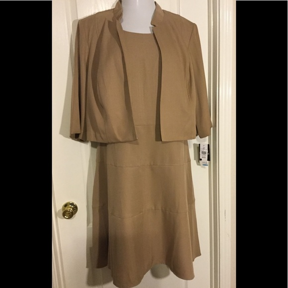 Studio One Dresses Nwt Dress Suit 20w Women Plus Size Poshmark
